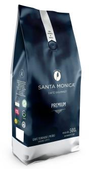 Café Santa Mônica Premium Moído 500 g