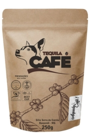 Café Tequila Café Aquele Café - Grãos 250g