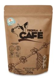 Café Tequila Café Caramelo Selvagem - Moído 250g