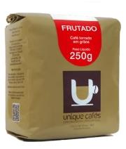 Café Unique Frutado - Grãos 250g