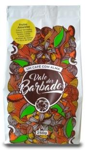 Café Vale dos Barbados Frutas Amarelas - Grãos 250g