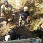 First Hostile Environment Survival Course A Huge Success