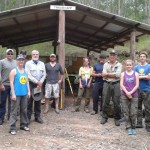 Big Turnout For Wilderness Nav Course