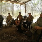 Patrolling And Scouting Course A Terrific Success