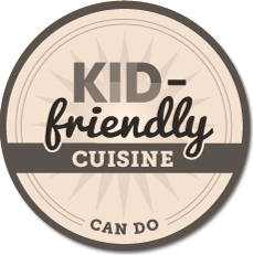 Kid-Friendly menu selections