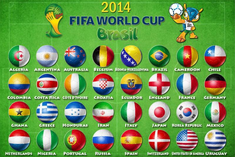 7 Hottest Spots Showing 2014 FIFA World Cup In Bushwick & a