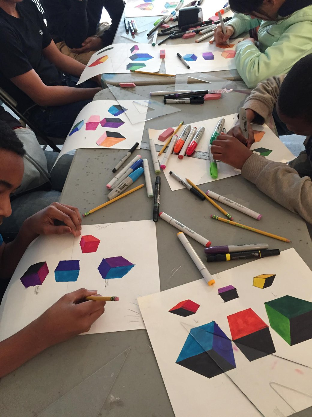 Brooklyn Non-Profit Brings Free Art Workshops for Kids to