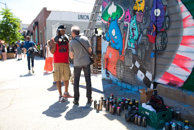 Bushwick Collective Announces Its Famed Block Party for ...