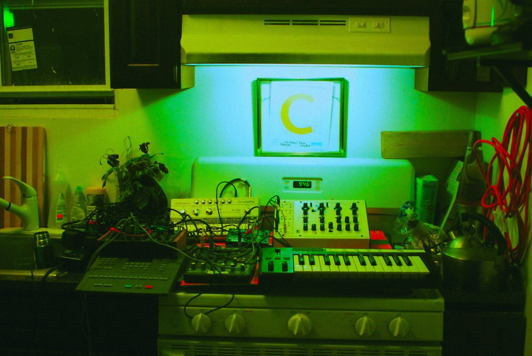 Modular Synthesizer Logos : harmony from noise modular synthesizer electronics bushwick daily ~ Vivirlamusica.com Haus und Dekorationen