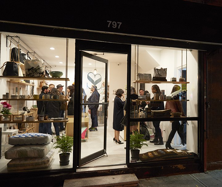 Ridgewood S New Artisanal Shop Saint Seneca Fits Right
