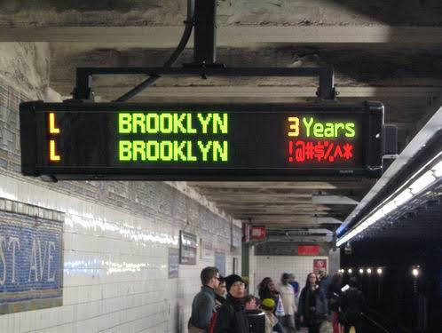 Finally! MTA Schedules Public L Train Meeting for Cinco de