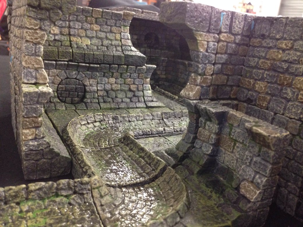 Bushwick-Based Dungeons and Dragons Company, Dwarven Forge