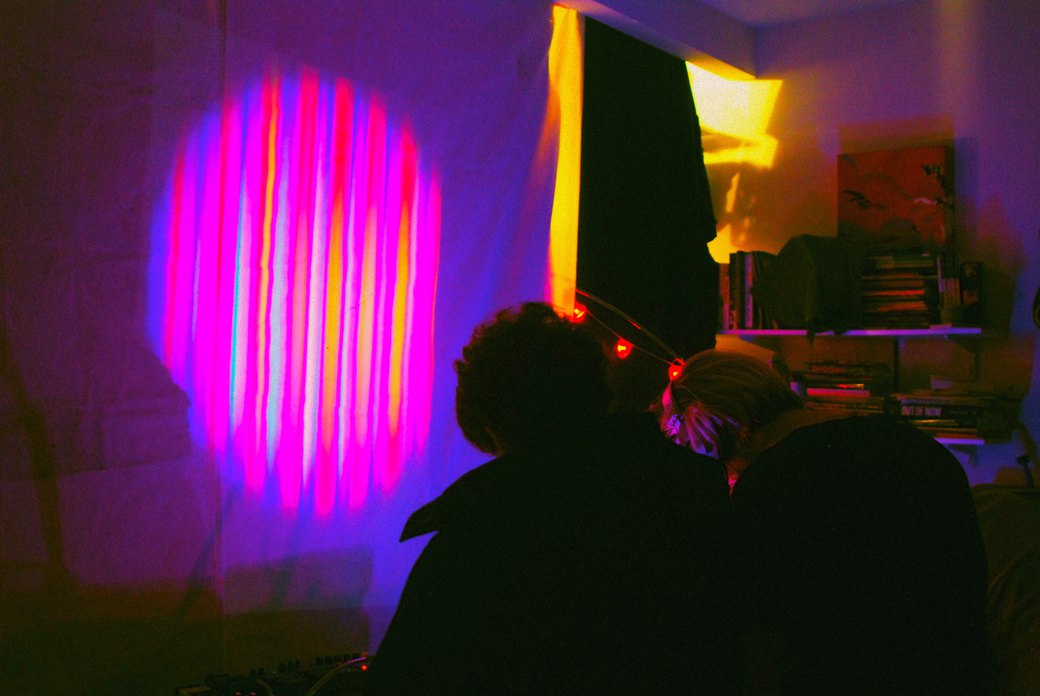 harmony from noise modular synthesizer electronics bushwick daily. Black Bedroom Furniture Sets. Home Design Ideas