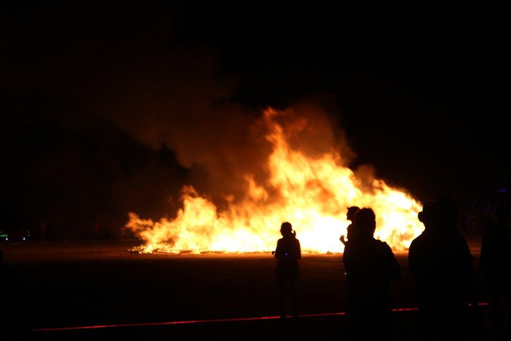 Burning man as postmodern utopia