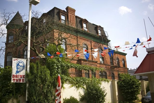 Cook Mansion Is Advertising 1-BR Apartment for $1,750 on
