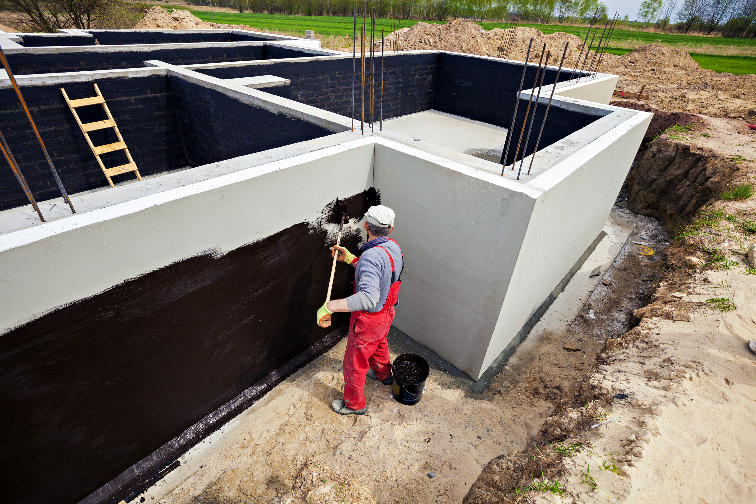 Waterproofing Contractor - Motivated Seller