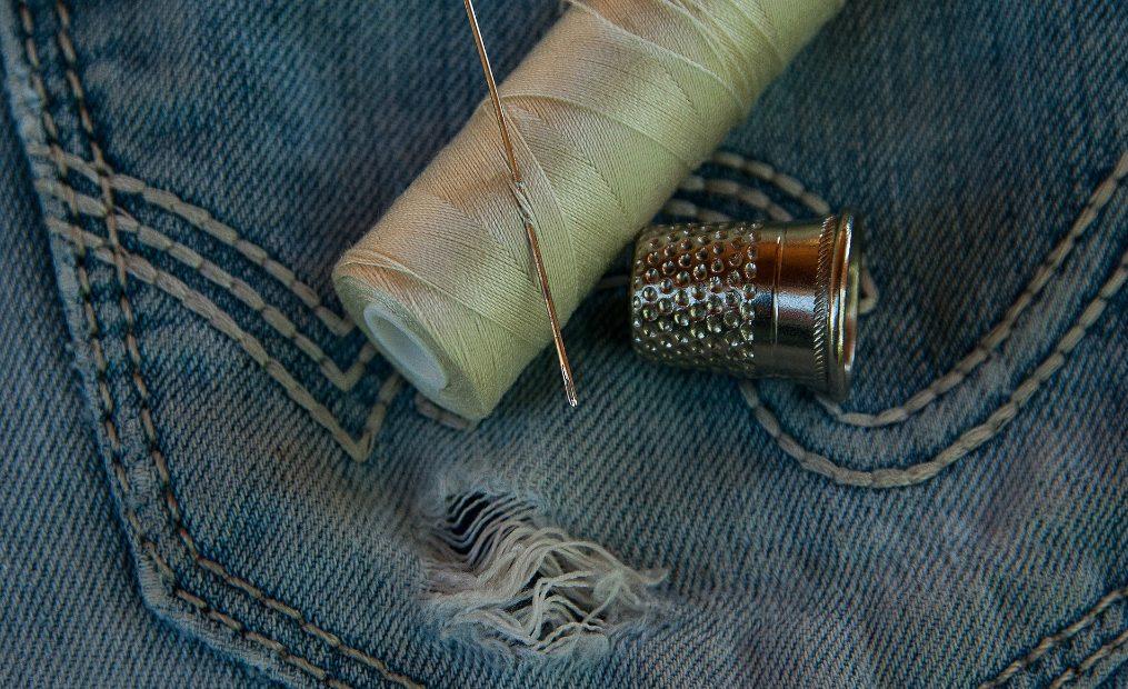 Levis jeans cáñamo y no algodón