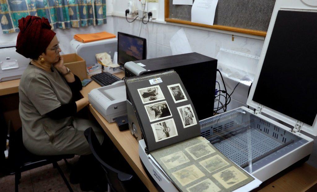 Fotografías de víctimas del Holocausto