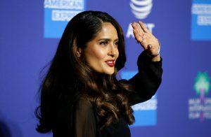 Salma Hayek producirá otra serie de televisión, esta vez sobre Eva Perón