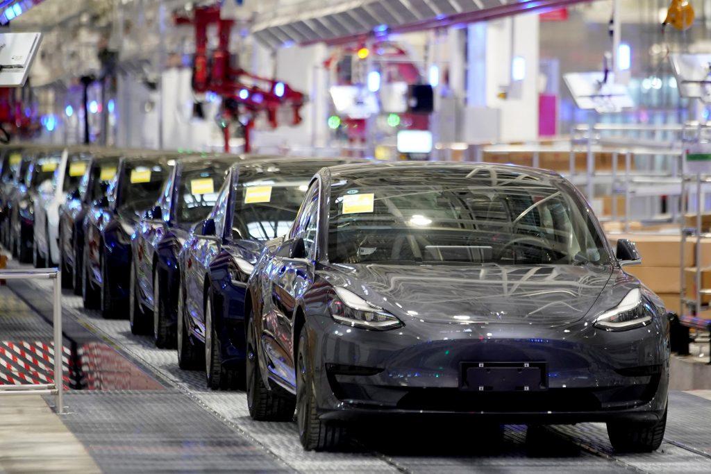 Tesla china reuters mercados