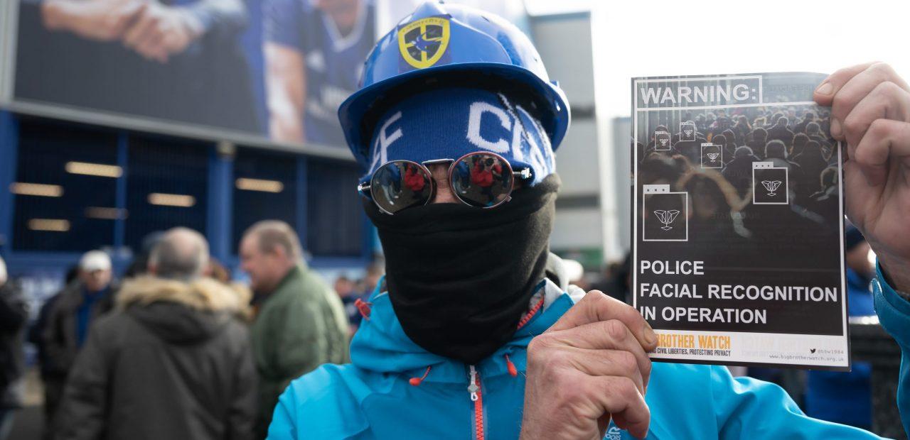 Policía británica reconocimiento facial
