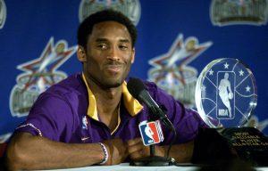 Kobe Bryant podría reemplazar a este jugador en el logotipo de la NBA