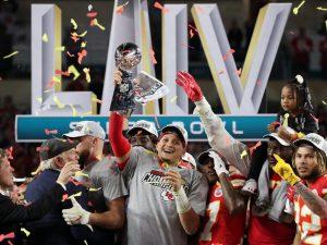 Los Jefes de Kansas City ganan el Super Bowl LIV