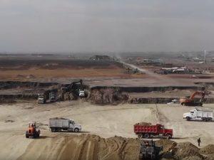 Los contribuyentes mexicanos pagan 16 millones de pesos al día por el aeropuerto de Santa Lucía
