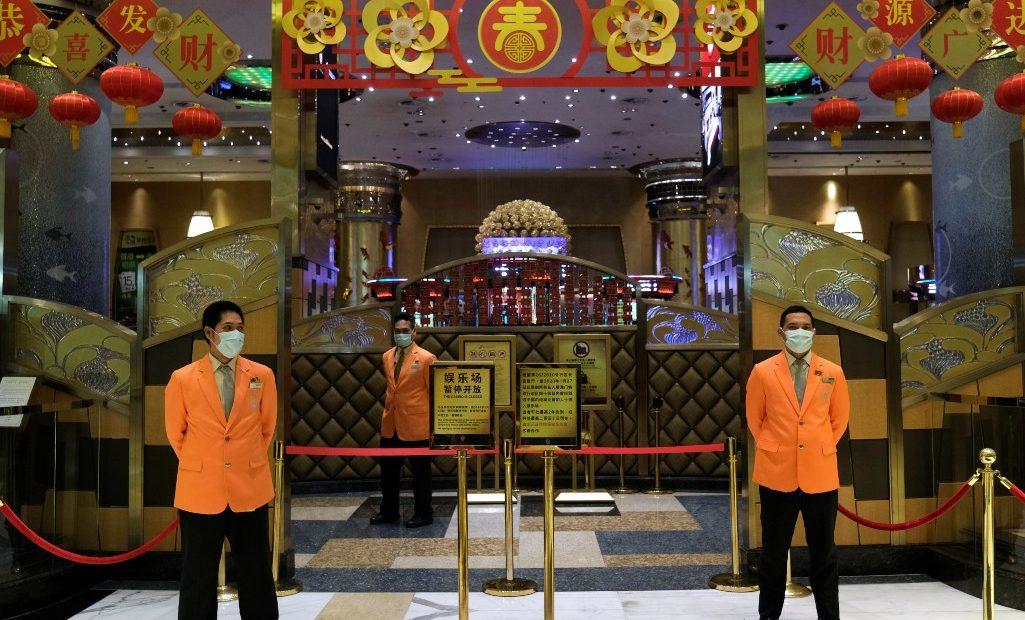 China tiendas cerradas