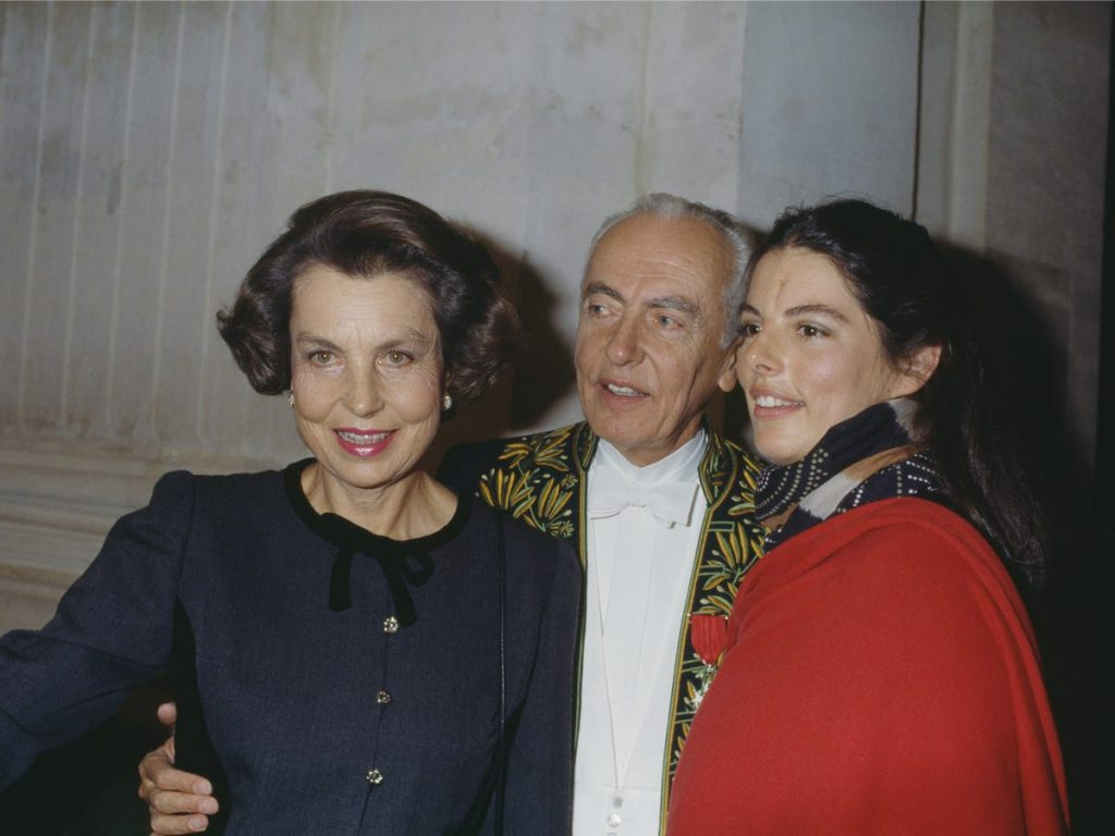 La familia heredera de L'Oreal