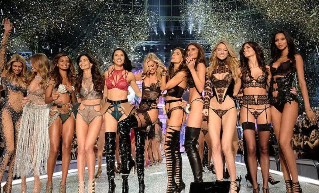 Modelos Victoria's Secret