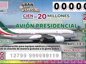 El avión presidencial no sale ni en rifa y aquí te decimos por qué
