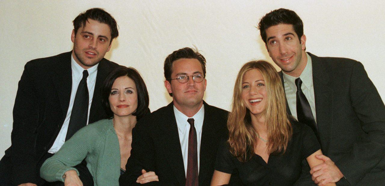 Friends serie comedia de situacion