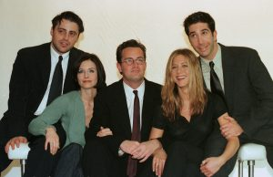 'Friends' estaría muy cerca de una reunión especial para el lanzamiento de HBO Max
