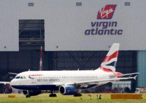 British Airways cancela vuelos a China hasta fines de marzo por el coronavirus