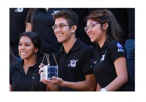AztechSat-1, el primer nanosatélite mexicano en la Estación Espacial Internacional, inicia su misión este miércoles
