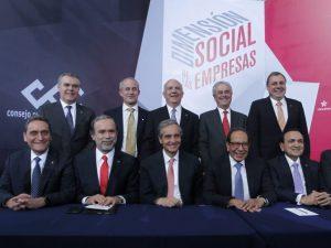 Los empresarios de México asumen 10 compromisos con la sociedad