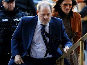 El exproductor de cine Harvey Weinstein abusó de su poder: Fiscalía de Nueva York