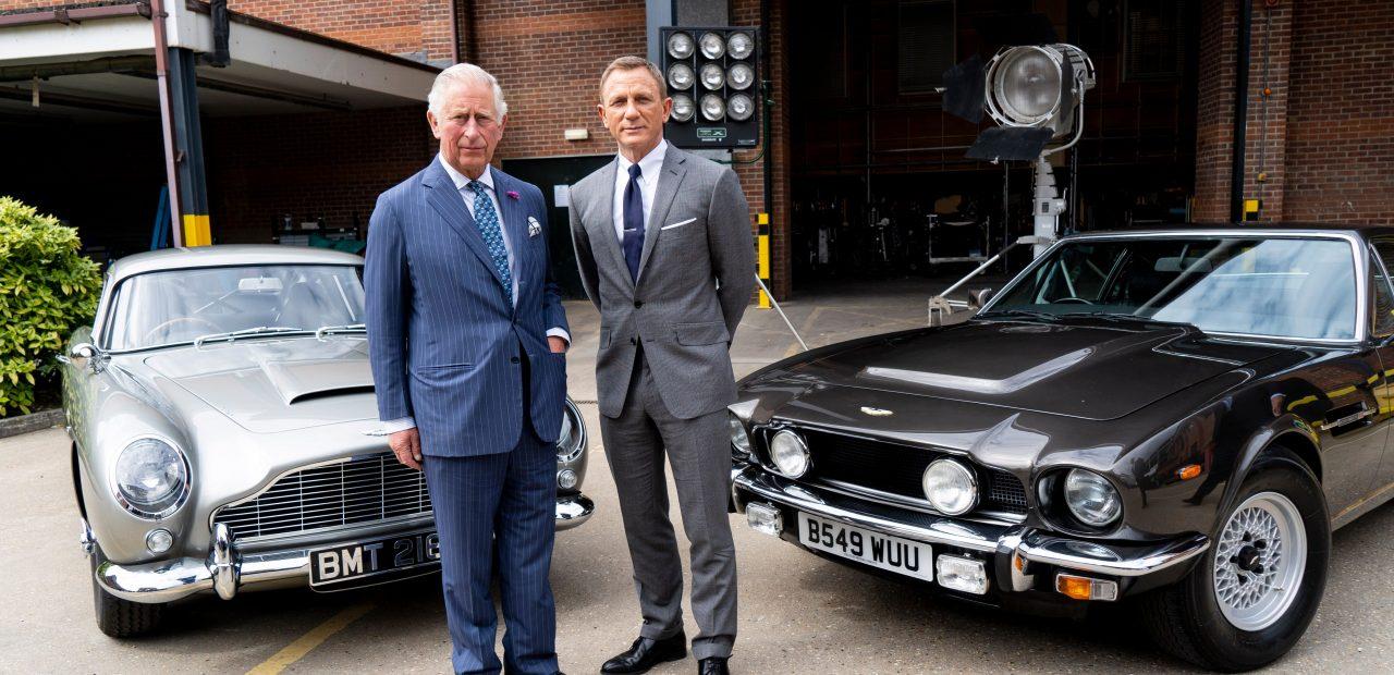autos James Bond