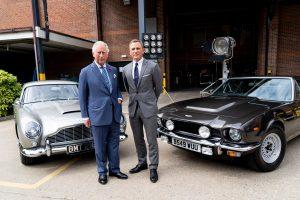 """Estos son los autos que usará James Bond en """"Sin tiempo para morir"""""""