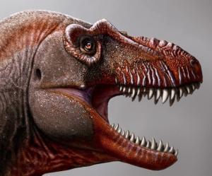 """Descubren nueva especie de tiranosaurio en Canadá— lo apodan el """"segador de la muerte"""""""