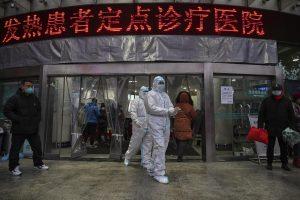 El contagio por el coronavirus disminuyó en China por tercer día consecutivo