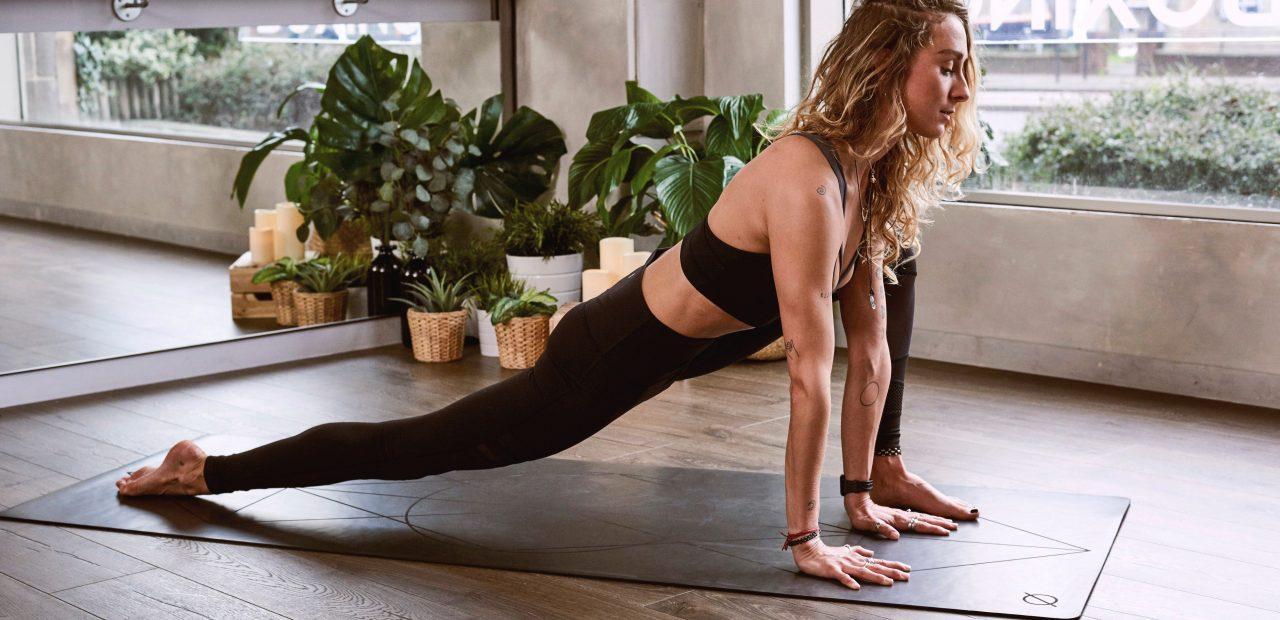 yoga cuerpo humano