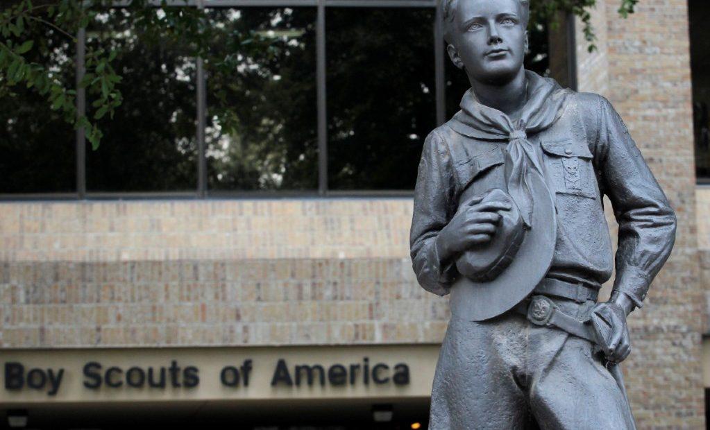 Boy Scouts quiebra abuso sexual estados unidos