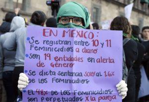 La Cámara de Diputados aprueba el aumento de penas por feminicidio y abuso sexual de menores