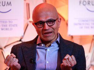Microsoft invertirá 1,100 mdd en México en 5 años, anuncia su CEO Satya Nadella