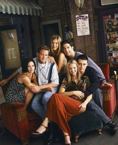 15 curiosidades sobre 'Friends' que seguramente no conocías