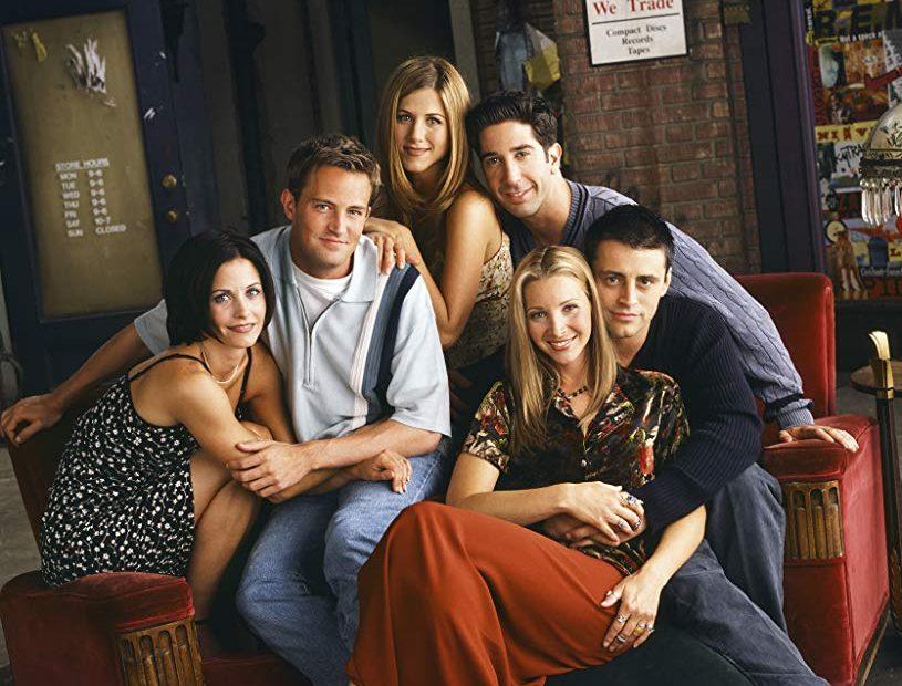 elenco friends reencuentro episodio especial HBO Max