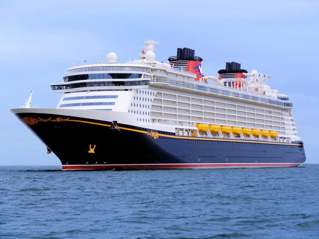 barco Disney Cruise Line dcl