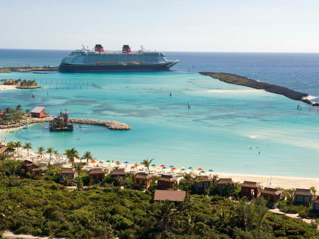 Castaway Cay cruceros disney dcl